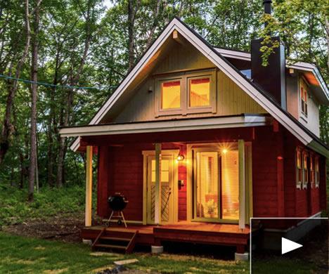 木の家・ログハウス